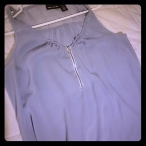 DKNY Light Blue Top